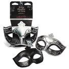Masquerade-masker-set